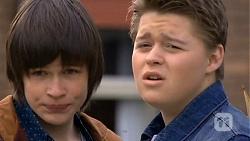 Bailey Turner, Callum Rebecchi in Neighbours Episode 6705