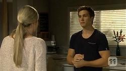 Amber Turner, Josh Willis in Neighbours Episode 6705