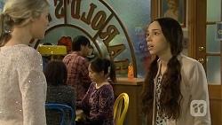 Amber Turner, Imogen Willis in Neighbours Episode 6705