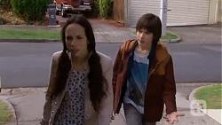 Imogen Willis, Bailey Turner in Neighbours Episode 6705