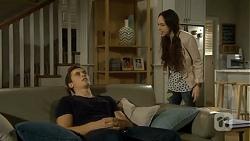 Josh Willis, Imogen Willis in Neighbours Episode 6705