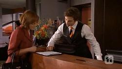 Liz Harrison, Mason Turner in Neighbours Episode 6705