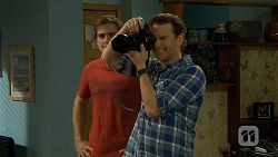 Kyle Canning, Lucas Fitzgerald in Neighbours Episode 6707