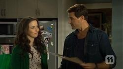 Kate Ramsay, Matt Turner in Neighbours Episode 6707