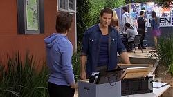 Brad Willis, Matt Turner in Neighbours Episode 6707