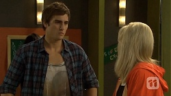 Kyle Canning, Georgia Brooks in Neighbours Episode 6708