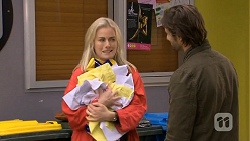 Lauren Turner, Brad Willis in Neighbours Episode 6708