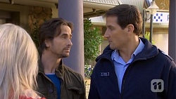 Brad Willis, Matt Turner in Neighbours Episode 6708