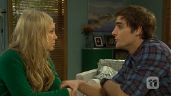 Georgia Brooks, Kyle Canning in Neighbours Episode 6709