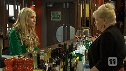 Georgia Brooks, Sheila Canning in Neighbours Episode 6709