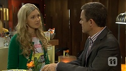 Georgia Brooks, Paul Robinson in Neighbours Episode 6709