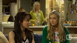 Vanessa Villante, Lauren Turner, Georgia Brooks in Neighbours Episode 6709