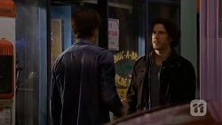 Mason Turner, Robbo Slade in Neighbours Episode 6711