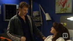 Lucas Fitzgerald, Vanessa Villante in Neighbours Episode 6711