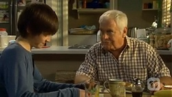Bailey Turner, Lou Carpenter in Neighbours Episode 6711