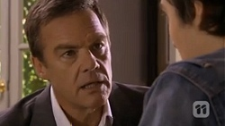 Paul Robinson, Mason Turner in Neighbours Episode 6711