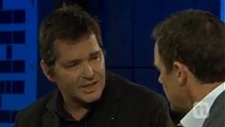 Marty Kranic, Paul Robinson in Neighbours Episode 6711