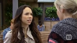 Imogen Willis, Amber Turner in Neighbours Episode 6711