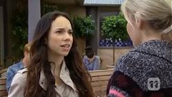 Imogen Willis, Amber Turner in Neighbours Episode 6711