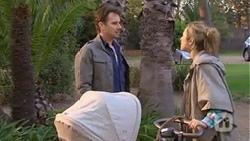 Lucas Fitzgerald, Sonya Rebecchi in Neighbours Episode 6711