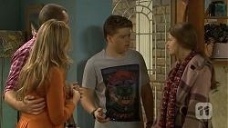 Sonya Rebecchi, Toadie Rebecchi, Callum Rebecchi, Josie Lamb in Neighbours Episode 6712