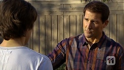 Brad Willis, Matt Turner in Neighbours Episode 6712