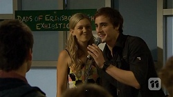 Georgia Brooks, Kyle Canning in Neighbours Episode 6712