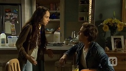 Imogen Willis, Mason Turner in Neighbours Episode 6713