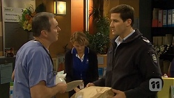 Karl Kennedy, Matt Turner in Neighbours Episode 6713