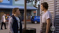 Callum Jones, Mason Turner in Neighbours Episode 6713