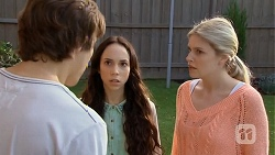 Mason Turner, Imogen Willis, Amber Turner in Neighbours Episode 6713