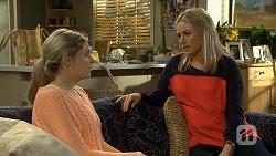 Amber Turner, Lauren Turner in Neighbours Episode 6714
