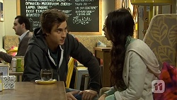 Mason Turner, Imogen Willis in Neighbours Episode 6714
