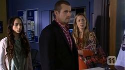 Imogen Willis, Toadie Rebecchi, Sonya Mitchell in Neighbours Episode 6714