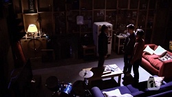 Robbo Slade, Chris Pappas, Josh Willis in Neighbours Episode 6715