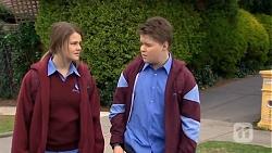 Josie Lamb, Callum Jones in Neighbours Episode 6715