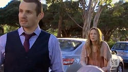 Toadie Rebecchi, Sonya Mitchell in Neighbours Episode 6717