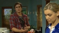 Kyle Canning, Georgia Brooks in Neighbours Episode 6717