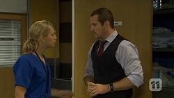 Georgia Brooks, Toadie Rebecchi in Neighbours Episode 6717