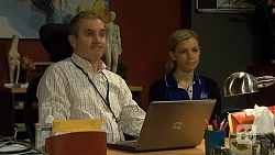 Karl Kennedy, Georgia Brooks in Neighbours Episode 6718