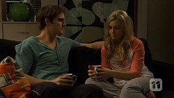 Kyle Canning, Georgia Brooks in Neighbours Episode 6718