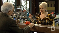 Jack Lassiter, Sheila Canning in Neighbours Episode 6718