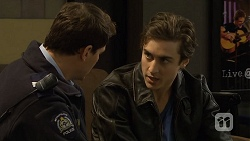 Matt Turner, Mason Turner in Neighbours Episode 6718