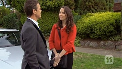 Paul Robinson, Kate Ramsay in Neighbours Episode 6719