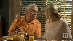 Lou Carpenter, Amber Turner in Neighbours Episode 6720