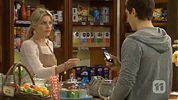 Amber Turner, Josh Willis in Neighbours Episode 6720