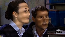 Const. Jenny Jones, Matt Turner in Neighbours Episode 6720