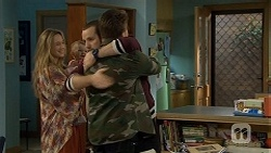 Sonya Mitchell, Nell Rebecchi, Toadie Rebecchi, Callum Jones in Neighbours Episode 6721
