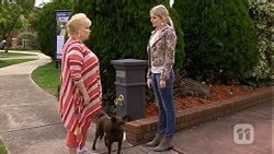 Sheila Canning, Bossy, Amber Turner in Neighbours Episode 6721