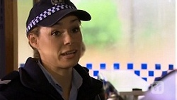 Snr. Const. Kelly Merolli in Neighbours Episode 6721